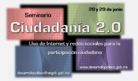 Seminario Ciudadania 2.01